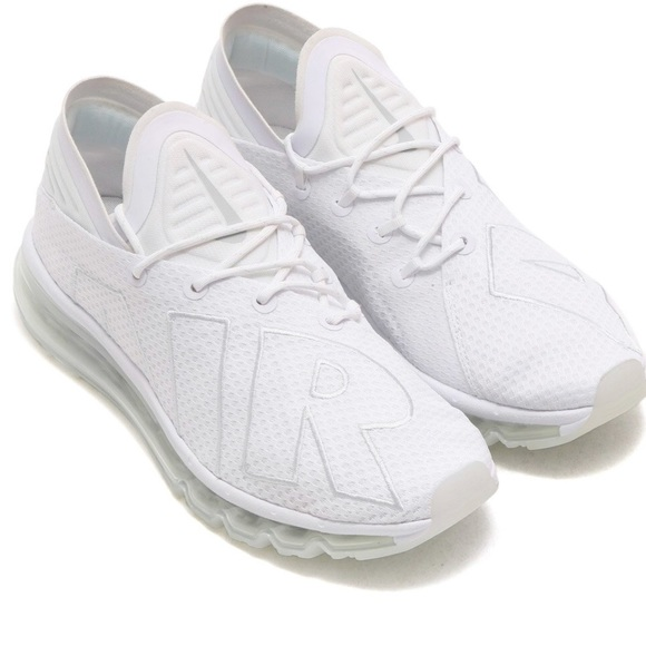 0913d533ed1 Nike Air Max Flair White Pure Platinum Size 11